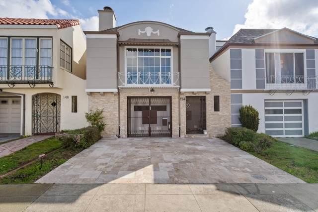 154 Meadowbrook Dr, San Francisco, CA 94132 (#ML81789494) :: Alex Brant Properties