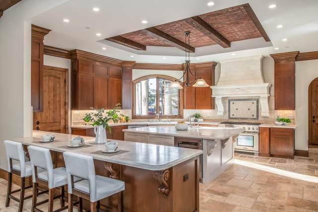 1437 Viscaino Rd, Pebble Beach, CA 93953 (#ML81789599) :: RE/MAX Real Estate Services