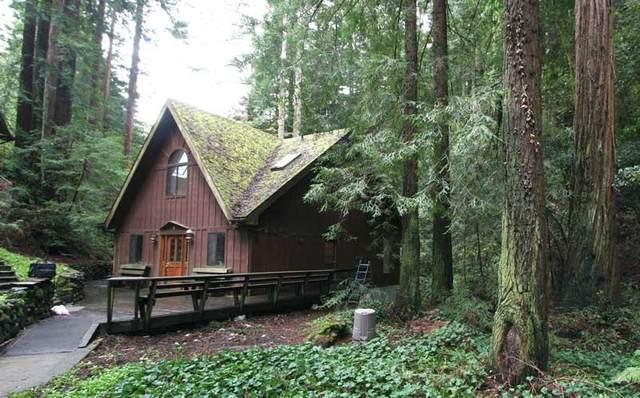 Pescadero Creek Rd, La Honda, CA 94020 (#ML81789640) :: Real Estate Experts