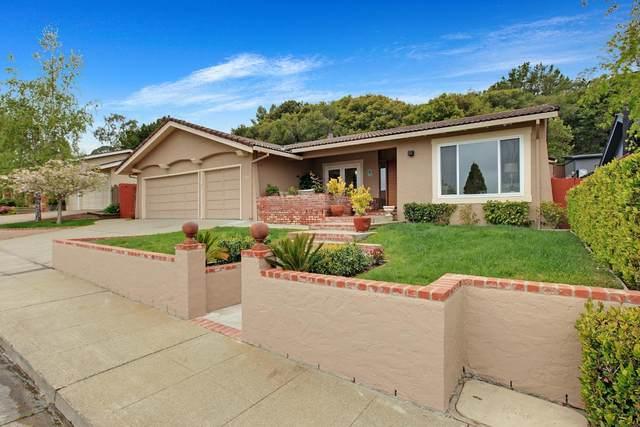 1700 Oakwood Dr, San Mateo, CA 94403 (#ML81789699) :: Strock Real Estate