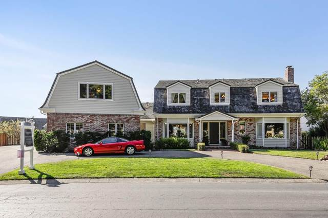 2300 Burning Tree Rd, Half Moon Bay, CA 94019 (#ML81789746) :: Live Play Silicon Valley