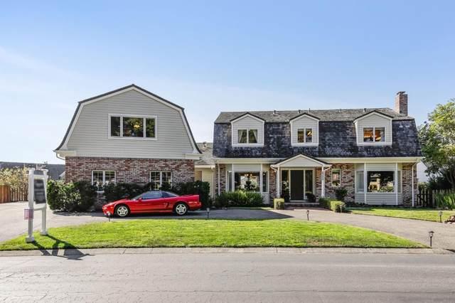 2300 Burning Tree Rd, Half Moon Bay, CA 94019 (#ML81789746) :: RE/MAX Real Estate Services