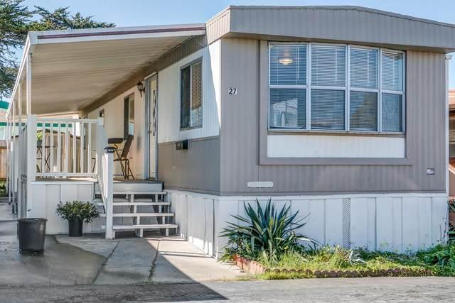 3128 Crescent Ave 27, Marina, CA 93933 (#ML81789787) :: Alex Brant Properties