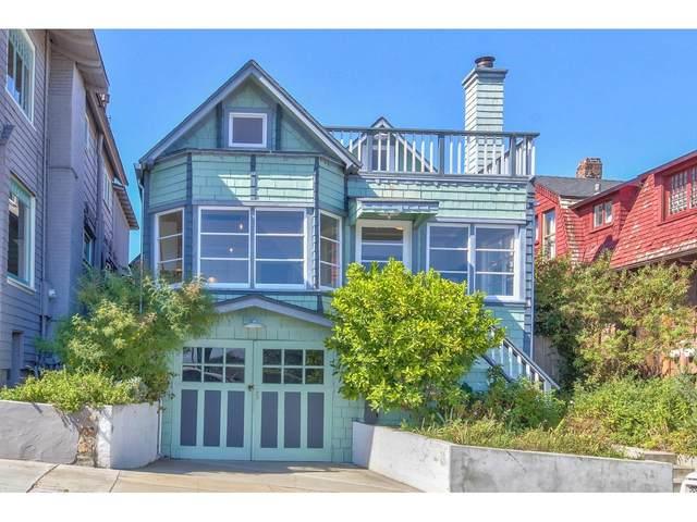 118 Fountain Ave, Pacific Grove, CA 93950 (#ML81789828) :: Strock Real Estate