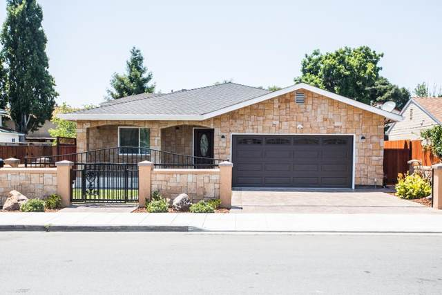 2123 Clarke Ave, East Palo Alto, CA 94303 (#ML81789954) :: Strock Real Estate