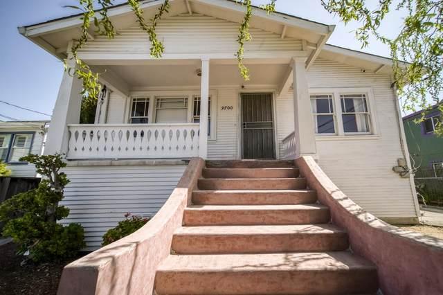 9700 Plymouth St, Oakland, CA 94603 (#ML81790085) :: Alex Brant Properties