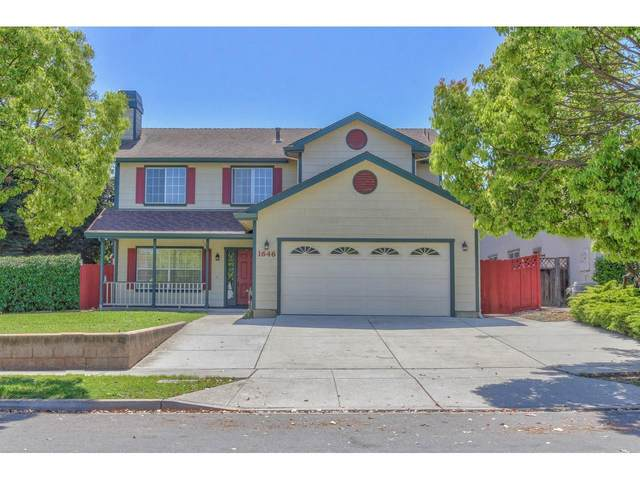 1646 Bennington Ct, Salinas, CA 93906 (#ML81790288) :: Alex Brant Properties