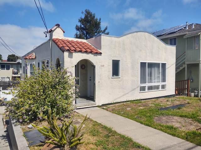 133 Santa Dominga Ave, San Bruno, CA 94066 (#ML81790413) :: Alex Brant Properties