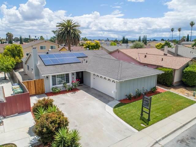 616 Corinthia Dr, Milpitas, CA 95035 (#ML81790502) :: The Goss Real Estate Group, Keller Williams Bay Area Estates