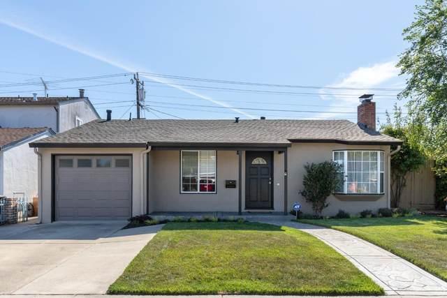 1110 S Claremont St, San Mateo, CA 94402 (#ML81790579) :: The Kulda Real Estate Group
