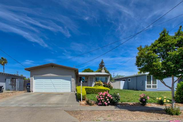 2348 Eva St, Napa, CA 94559 (#ML81790663) :: The Kulda Real Estate Group
