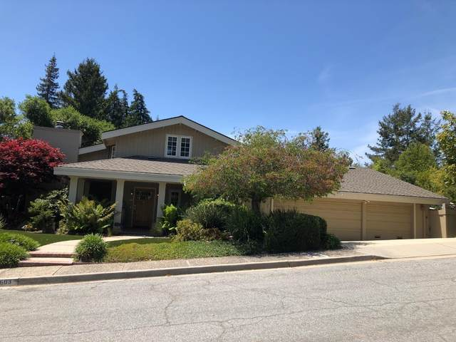 603 Isbel Dr, Santa Cruz, CA 95060 (#ML81790773) :: Schneider Estates