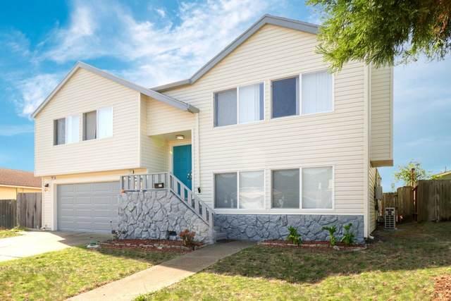 171 Shelter Cove Dr, El Granada, CA 94019 (#ML81790805) :: The Kulda Real Estate Group
