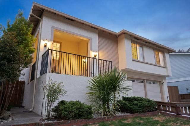 867 Cape Breton Dr, Pacifica, CA 94044 (#ML81790851) :: Strock Real Estate