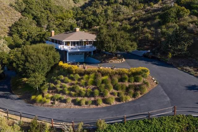 27 La Rancheria, Carmel Valley, CA 93924 (#ML81790974) :: The Goss Real Estate Group, Keller Williams Bay Area Estates