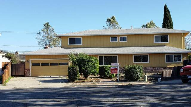 1140 Wood Ct, Hollister, CA 95023 (#ML81790982) :: The Realty Society