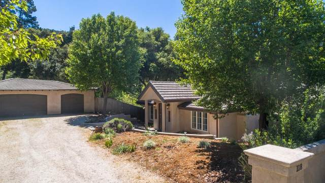 118 Calera Canyon Rd, Salinas, CA 93908 (#ML81791119) :: Strock Real Estate