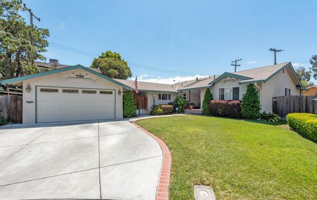 1656 Betty Ct, Santa Clara, CA 95051 (#ML81791202) :: RE/MAX Real Estate Services