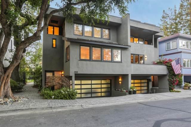 153 & 161 Stone Pine Ln, Menlo Park, CA 94025 (#ML81791221) :: Strock Real Estate