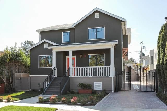 949 Laguna Ave, Burlingame, CA 94010 (#ML81791223) :: Real Estate Experts