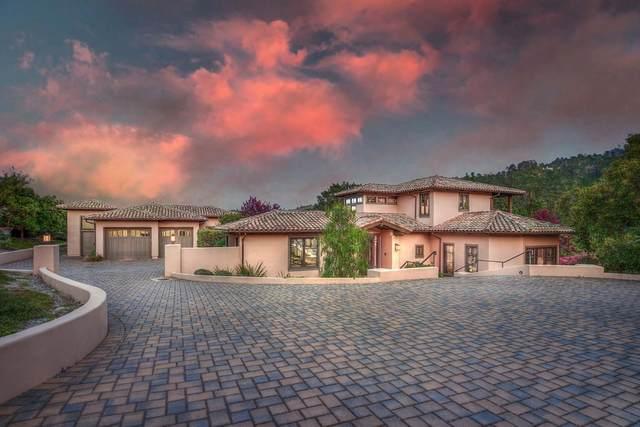 7548 Monterra Ranch Rd, Monterey, CA 93940 (#ML81791243) :: Strock Real Estate