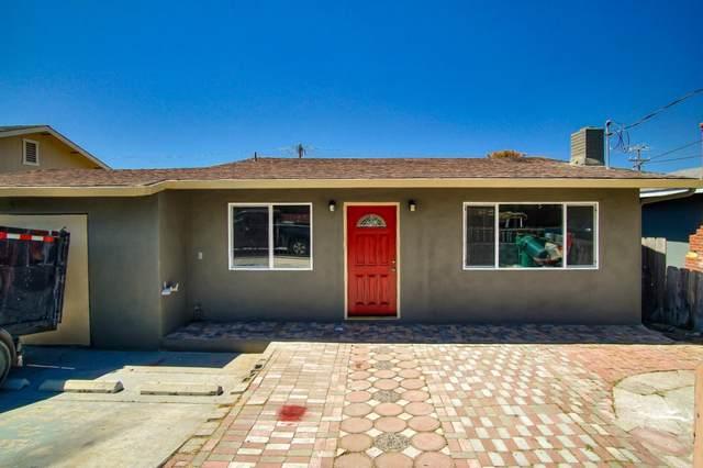 1697 Goodwin St, Seaside, CA 93955 (#ML81791309) :: Alex Brant Properties
