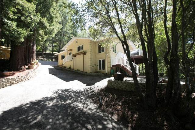16337 Redwood Lodge Rd, Los Gatos, CA 95033 (#ML81791318) :: Live Play Silicon Valley