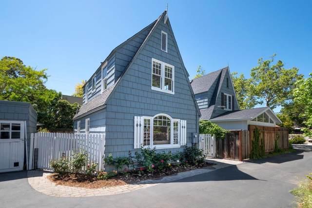 224 N California Ave, Palo Alto, CA 94301 (#ML81791536) :: Real Estate Experts