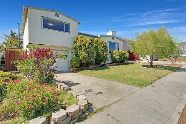 241 Westview Dr, South San Francisco, CA 94080 (#ML81791575) :: The Kulda Real Estate Group
