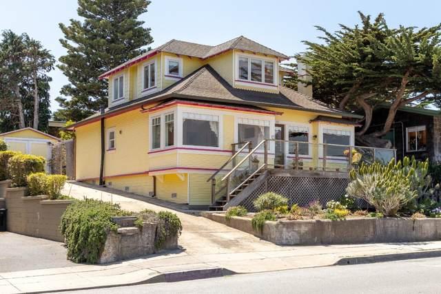 181 Ocean View Blvd, Pacific Grove, CA 93950 (#ML81791608) :: Strock Real Estate