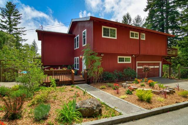 550 Towhee Dr, Santa Cruz, CA 95060 (#ML81791716) :: Schneider Estates