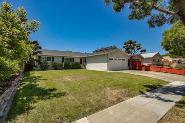 930 Hummingbird Dr, San Jose, CA 95125 (#ML81791801) :: Real Estate Experts