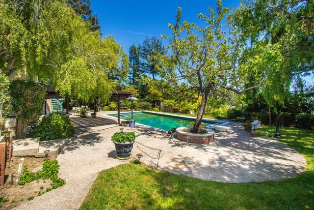 1255 Lakeview Dr, Hillsborough, CA 94010 (#ML81791837) :: The Kulda Real Estate Group