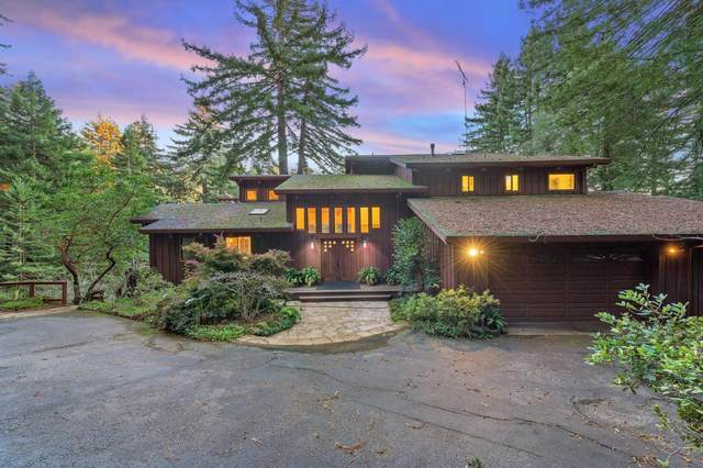 18400 Skyline Blvd, Woodside, CA 94062 (#ML81792000) :: Alex Brant Properties