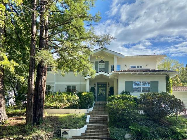601 Chiltern Rd, Hillsborough, CA 94010 (#ML81792065) :: The Kulda Real Estate Group