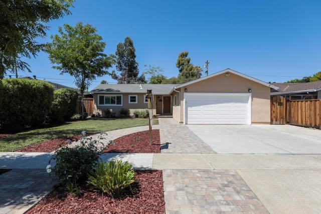 1845 Charmeran Ave, San Jose, CA 95124 (#ML81792097) :: The Goss Real Estate Group, Keller Williams Bay Area Estates