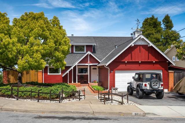 901 Emerald Hill Rd, Redwood City, CA 94061 (#ML81792101) :: Live Play Silicon Valley