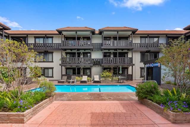 775 Chestnut St 11, San Carlos, CA 94070 (#ML81792113) :: The Goss Real Estate Group, Keller Williams Bay Area Estates