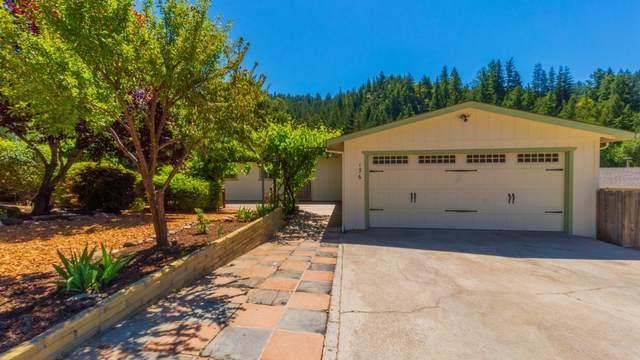 136 Oak Knoll Ct, Boulder Creek, CA 95006 (#ML81792180) :: Strock Real Estate