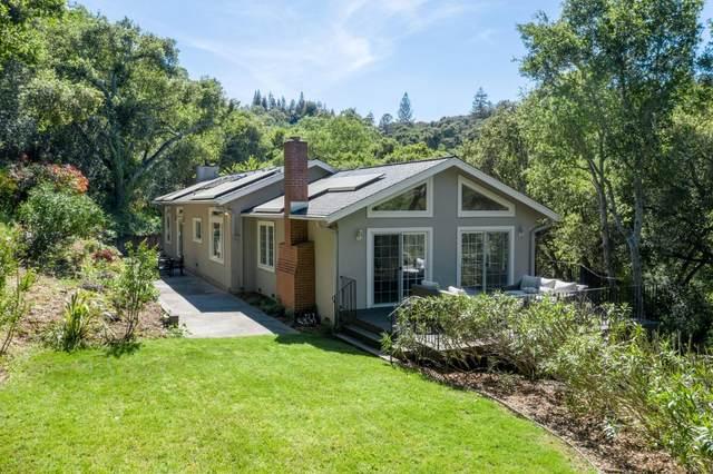 219 Lindenbrook Rd, Woodside, CA 94062 (#ML81792187) :: The Kulda Real Estate Group