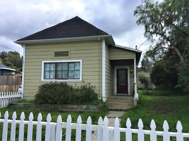 406 Rose Ave, Aromas, CA 95004 (#ML81792249) :: The Realty Society