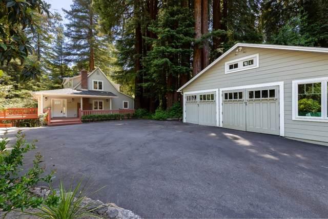 13445 W Park Ave, Boulder Creek, CA 95006 (#ML81792491) :: Strock Real Estate