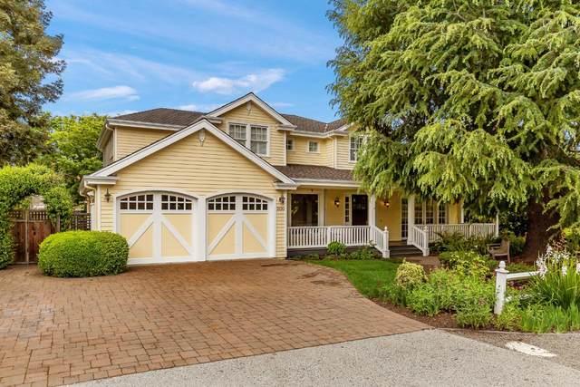 300 Sunkist Ln, Los Altos, CA 94022 (#ML81792510) :: The Kulda Real Estate Group
