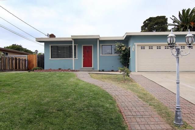 3103 Pleasant Cir, Marina, CA 93933 (#ML81792537) :: The Sean Cooper Real Estate Group