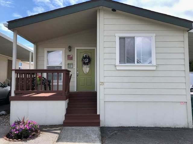 2155 Wharf 23, Capitola, CA 95010 (#ML81792558) :: RE/MAX Real Estate Services