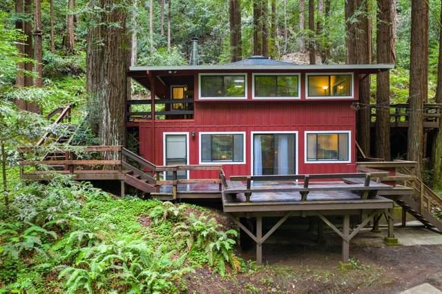 11059 Love Creek Rd, Ben Lomond, CA 95005 (#ML81792595) :: Strock Real Estate