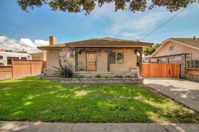 44 Oak St, Salinas, CA 93901 (#ML81792732) :: Robert Balina | Synergize Realty