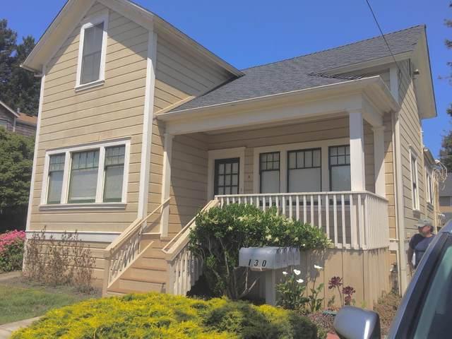 130 Blaine, Santa Cruz, CA 95060 (#ML81792734) :: Strock Real Estate