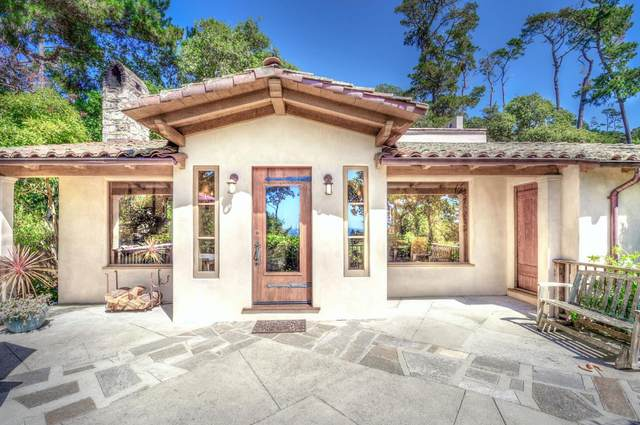 120 Fern Canyon Rd, Carmel, CA 93923 (#ML81792738) :: Alex Brant Properties