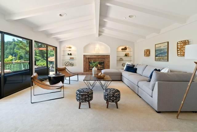 5272 Old San Jose Rd, Soquel, CA 95073 (#ML81792789) :: Schneider Estates